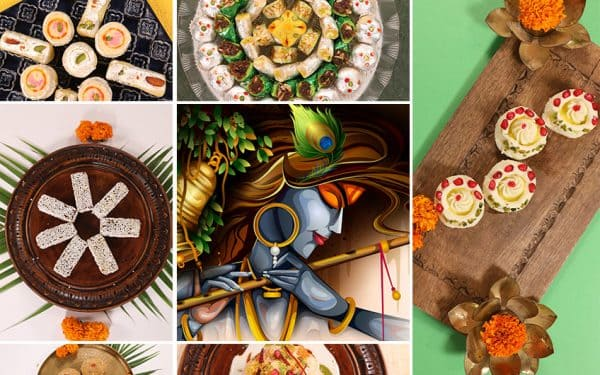 Janmashtami Sweets: The Perfect Addition to Your Celebrations