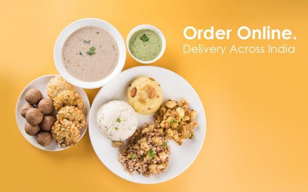 Make this Navratri Special, Order Sweets Online