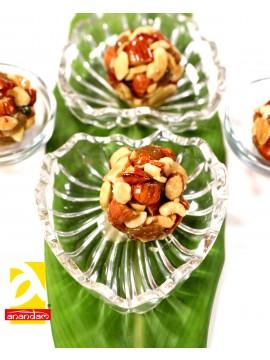 Honey dry fruit laddu