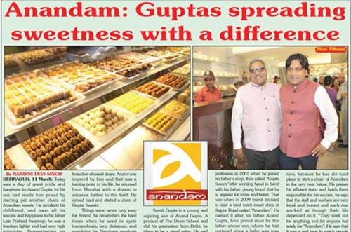 Anandam Times